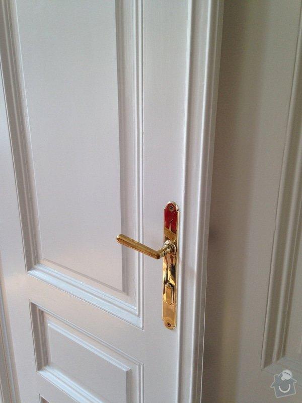 Renovace obložkových dveří: 098
