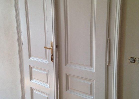 Renovace obložkových dveří