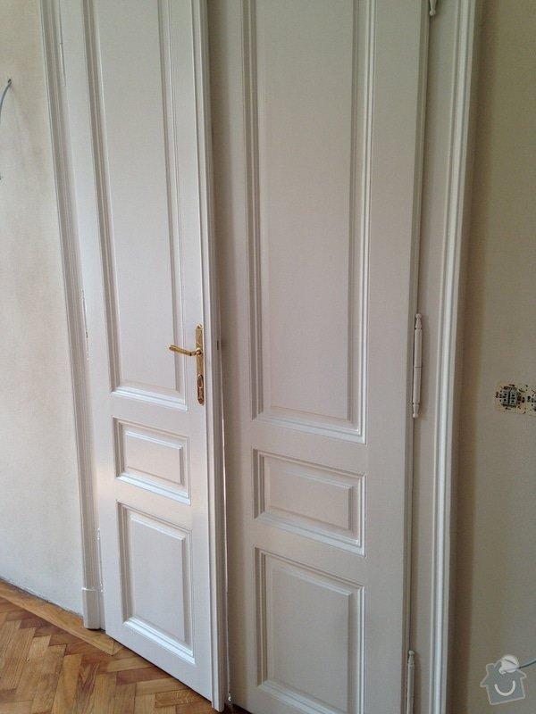 Renovace obložkových dveří: 097