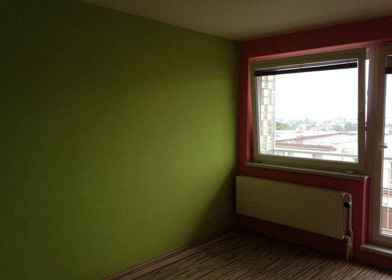 Malířské práce, rodinný dům 150 m2