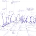 Realizace zahrady se stavebnimi prvky zahrada rostliny