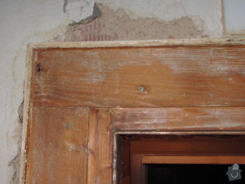 Zhotovení dřevěných dveří a zárubní: IMG_2521