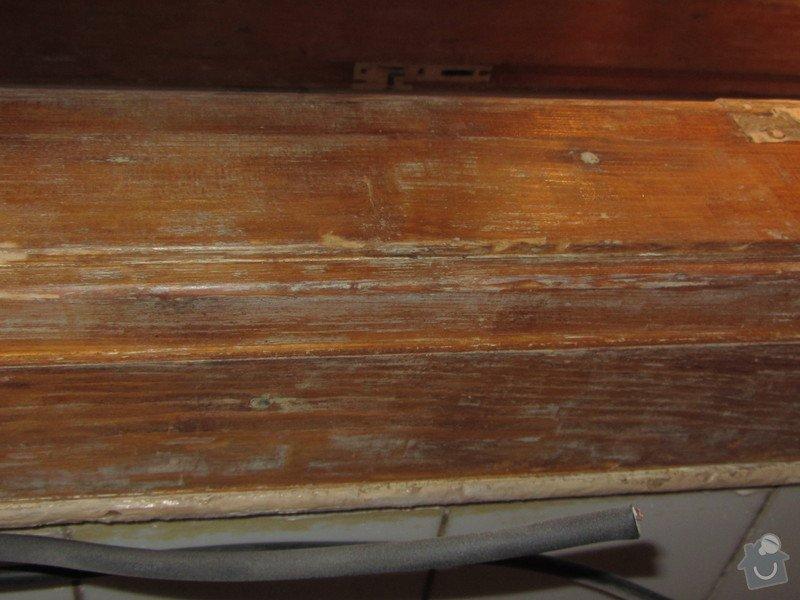 Zhotovení dřevěných dveří a zárubní: IMG_2522