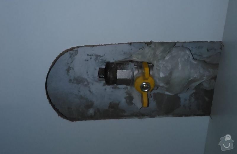 Připojení plynové varné desky: DSC_0042