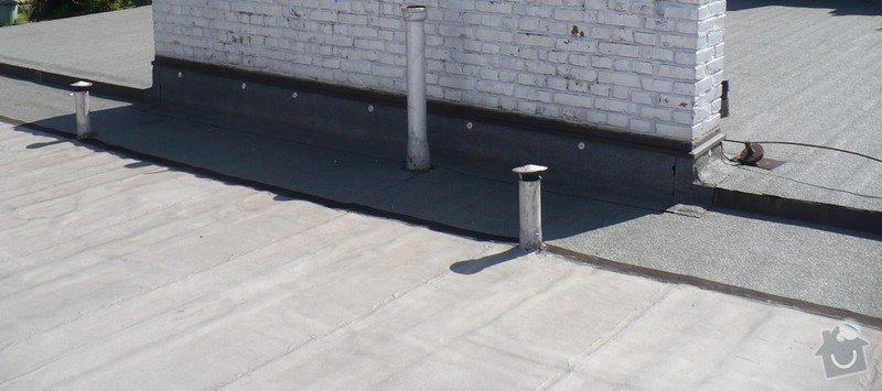 Zateplení + izolace ploché střechy (Brno): 2