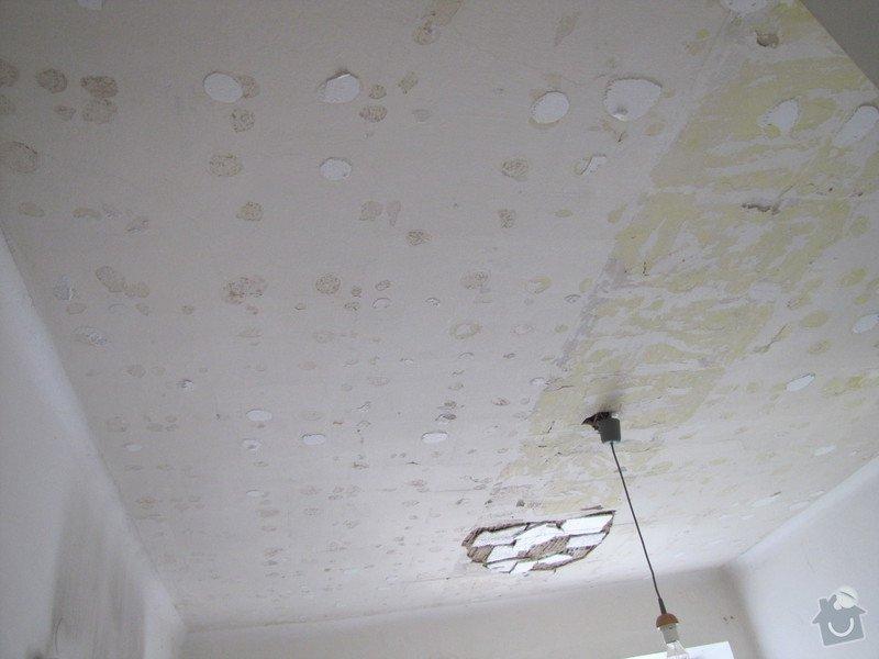 Štukování a výmalba stropu: IMG_1706