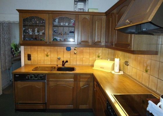 Montáž kuchyňské linky včetně pracovní desky