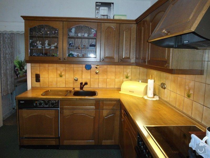Montáž kuchyňské linky včetně pracovní desky: nwgsw