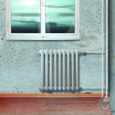 Odříznutí radiátoru v paneláku: Radiator1