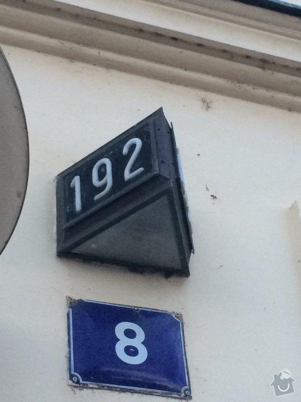 Replika domovního čísla (1938): IMG_2489