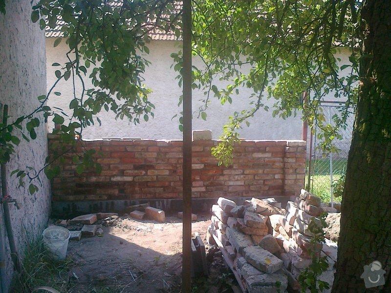 Přestavba stodoly a černá kuchyně: 180720141523