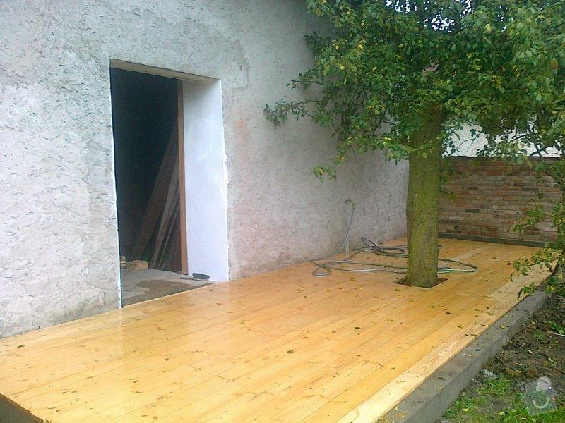 Přestavba stodoly a černá kuchyně: 110820141561