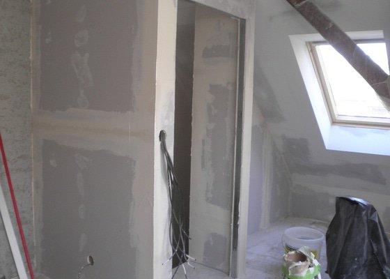 Rekonstrukce podkroví