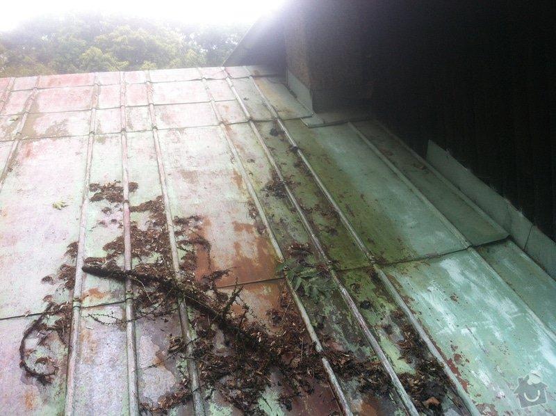 Nátěr plechové střechy (čištění, oprava): IMG_1532