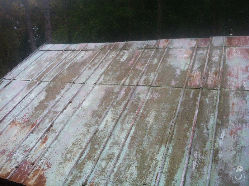Nátěr plechové střechy (čištění, oprava): IMG_1534