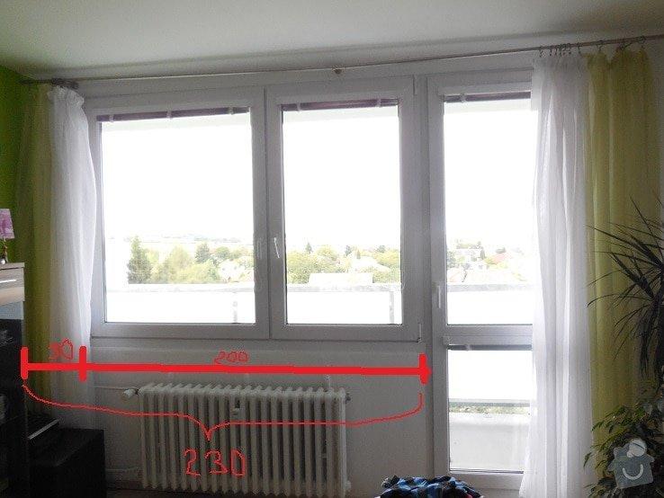 Vnitřní parapety do 4 pokojů: obyvak_parapet
