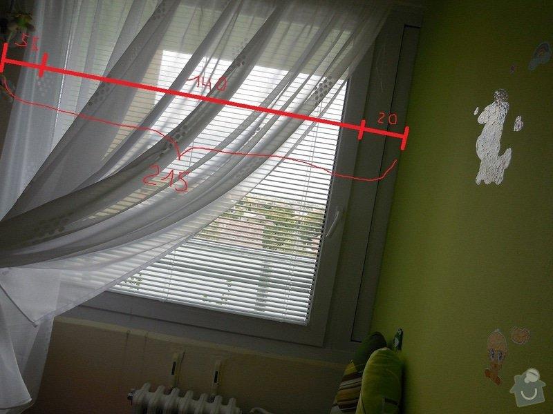 Vnitřní parapety do 4 pokojů: maly_pokojik_parapet