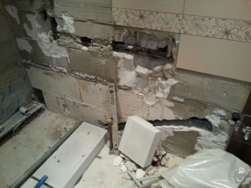 Rekonstrukce koupelny: IMG-20140313-WA0000