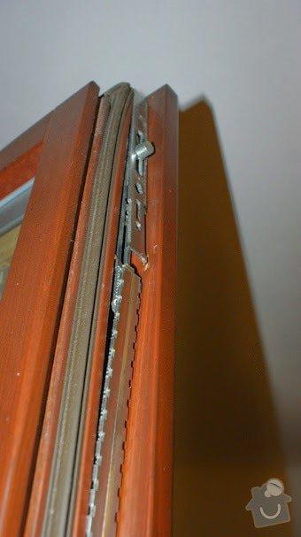 Dřevěné euro okno : kovani_2