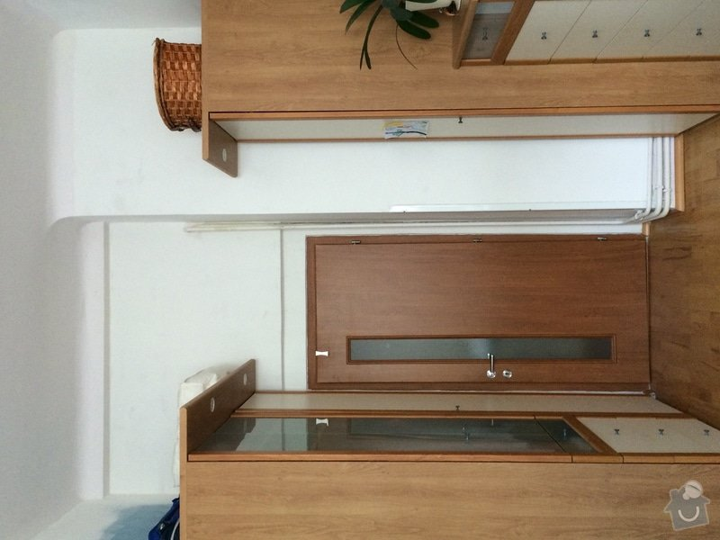 Výroba vestavěné skříně a nábytku do dětského pokoje: obrazek