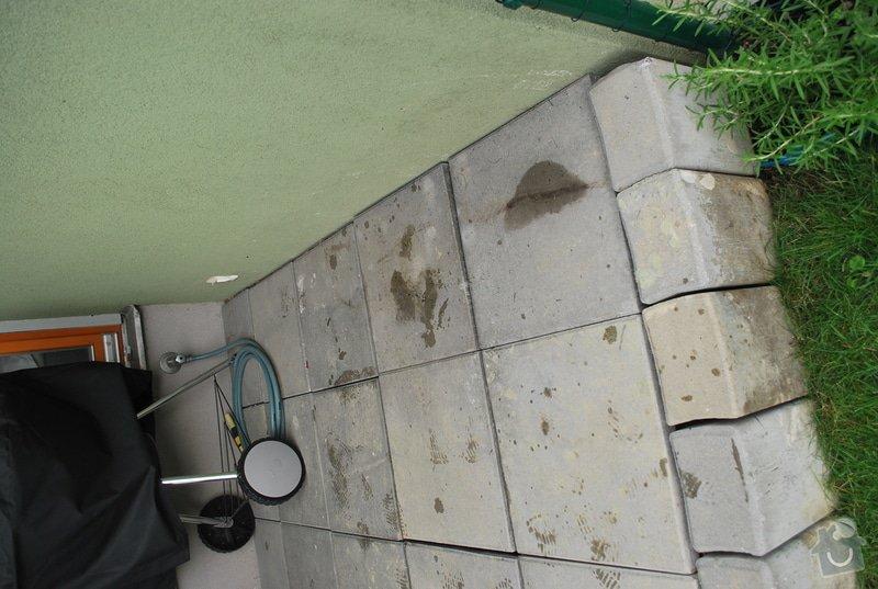 Pokladka dlazby 12m2 + beton podklad: DSC_0799