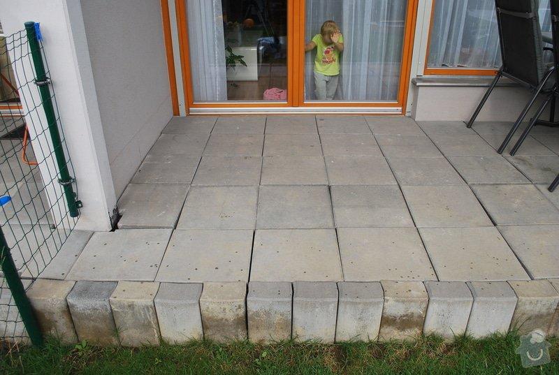 Pokladka dlazby 12m2 + beton podklad: DSC_0796