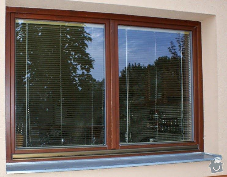 Dřevěné euro okno : okno_0
