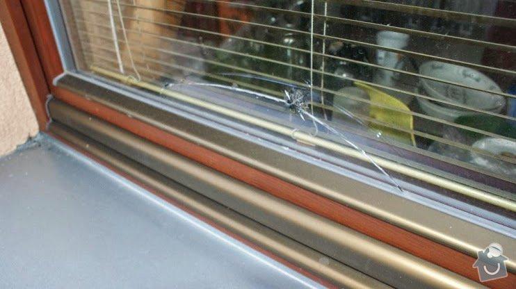 Dřevěné euro okno : okno_1