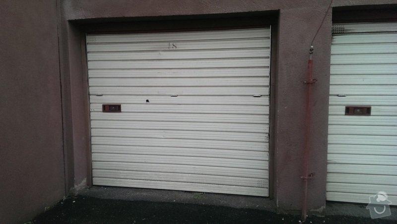 Vymena garazovych vrat za Hörmann: Stavajici_vrata