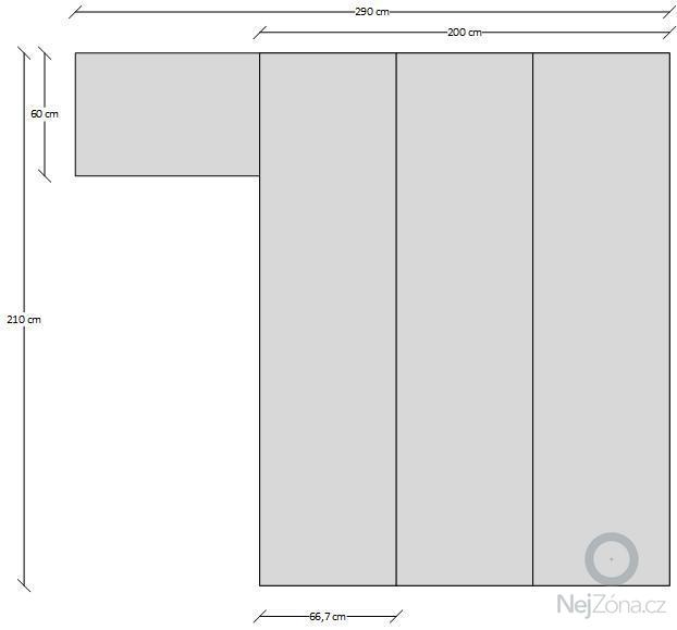 Vestavná skříň: skrin-loznice