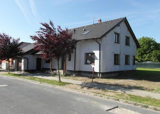 Výstavba rodinného domu Radim u Kolína