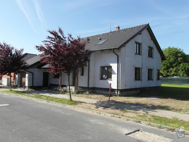 Výstavba rodinného domu Radim u Kolína: SAM_3154