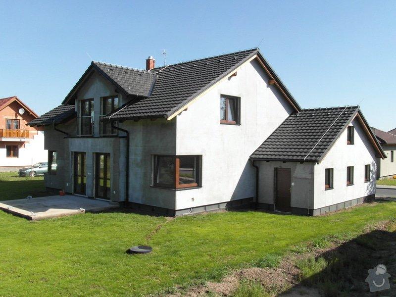 Výstavba rodinného domu Radim u Kolína: SAM_3156