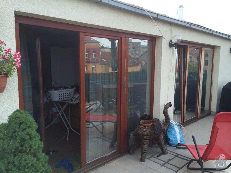 Nater francouzskych terasovych oken: obrazek_2