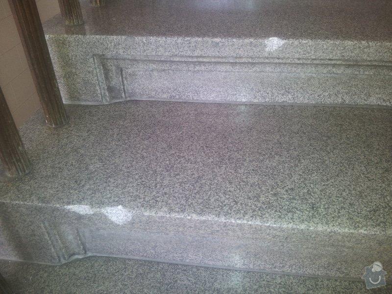 Oprava žulových schodů.: 20140819_173319