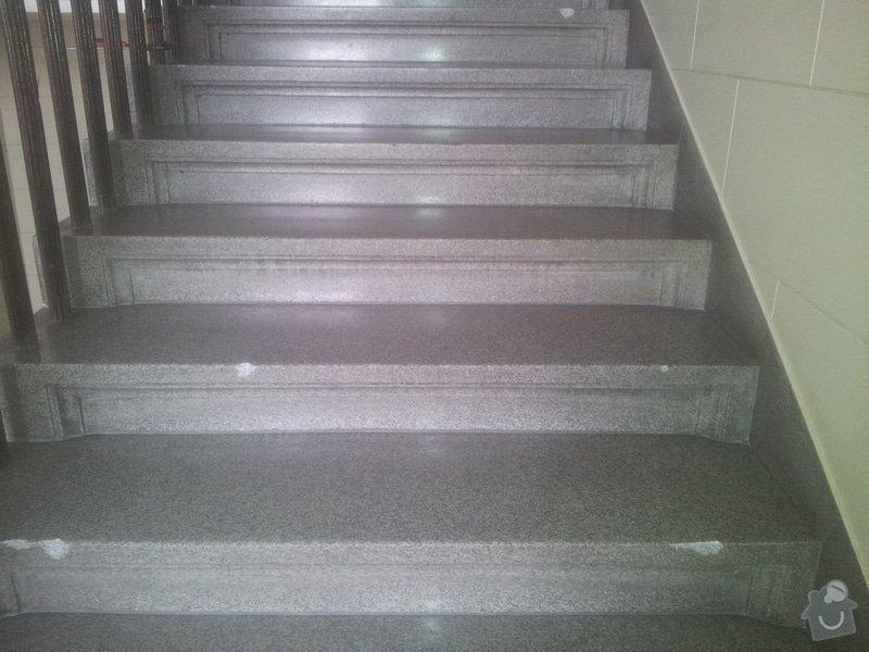 Oprava žulových schodů.: 20140820_110002
