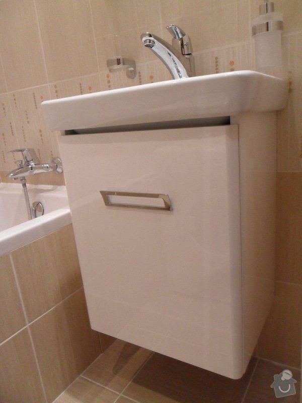 Rekonstrukce panelákové koupelny: SAM_1123