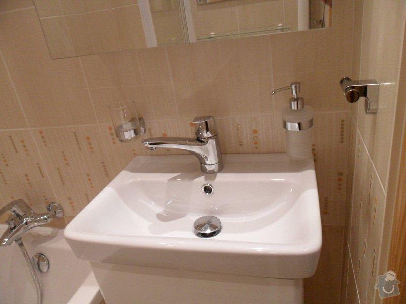 Rekonstrukce panelákové koupelny: SAM_1125