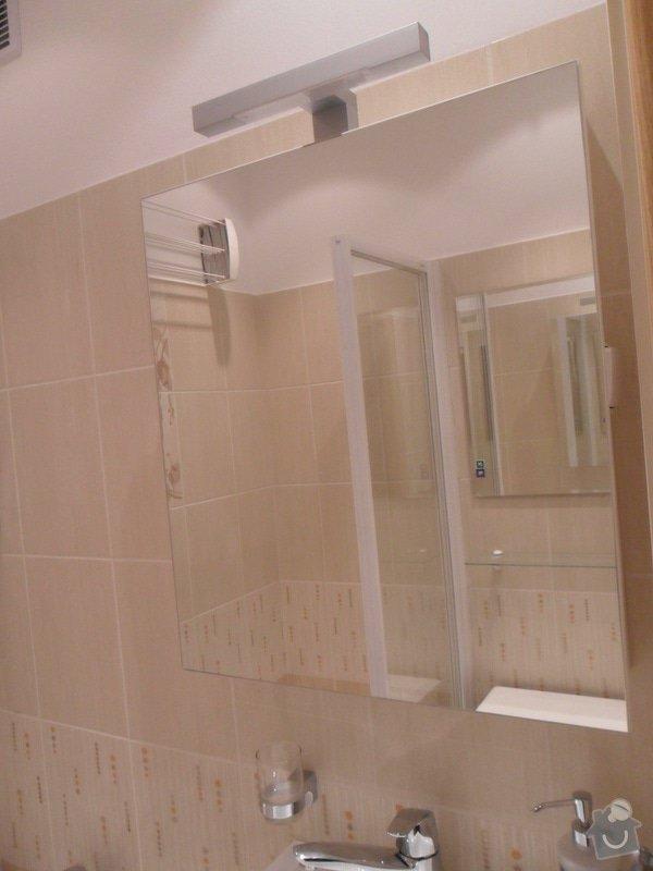 Rekonstrukce panelákové koupelny: SAM_1126
