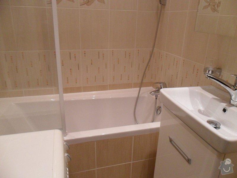 Rekonstrukce panelákové koupelny: SAM_1129