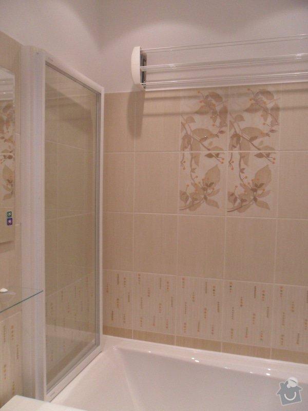 Rekonstrukce panelákové koupelny: SAM_1131