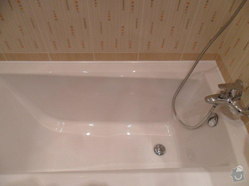 Rekonstrukce panelákové koupelny: SAM_1136