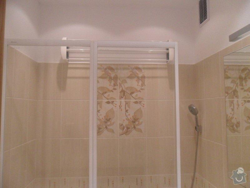 Rekonstrukce panelákové koupelny: SAM_1142