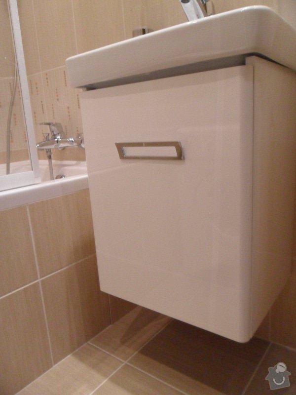 Rekonstrukce panelákové koupelny: SAM_1150
