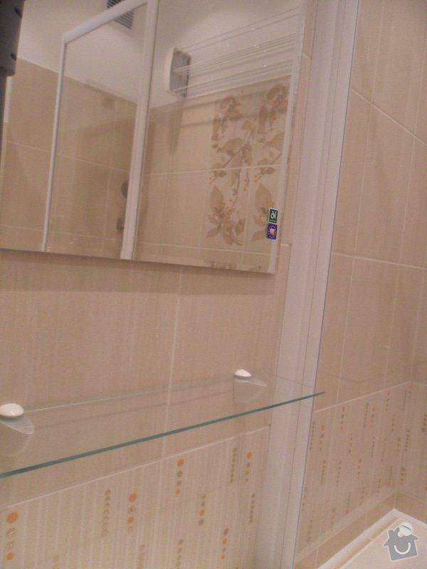 Rekonstrukce panelákové koupelny: SAM_1152