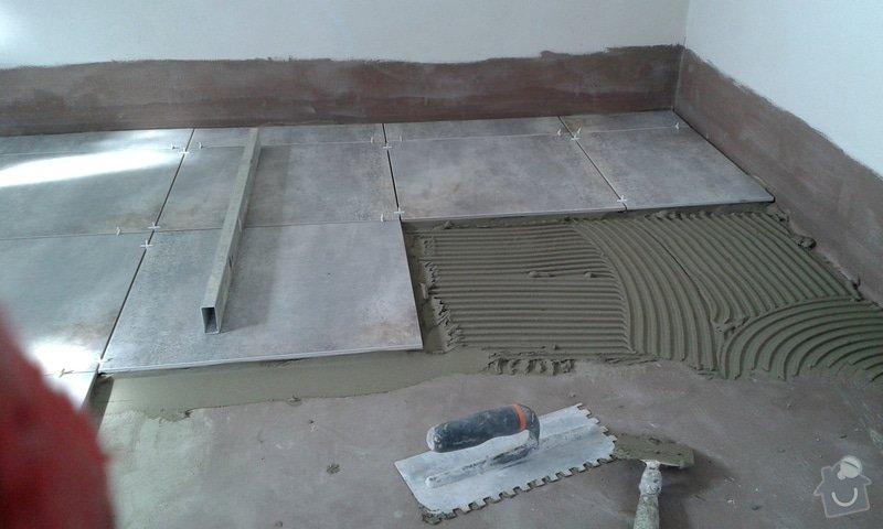 Renovace garáže: 07