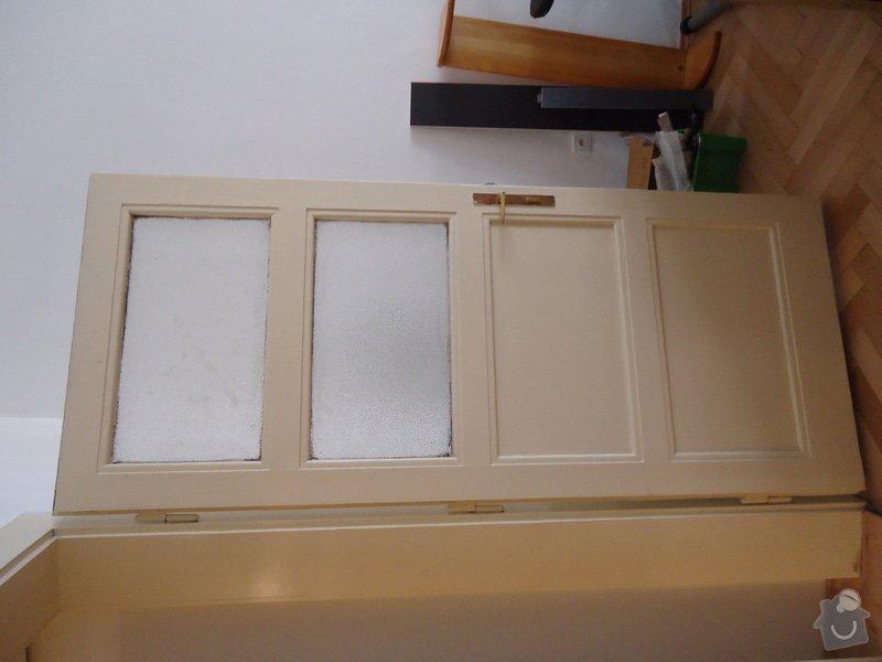 Výroba interiérových dveří do bytu: dvere