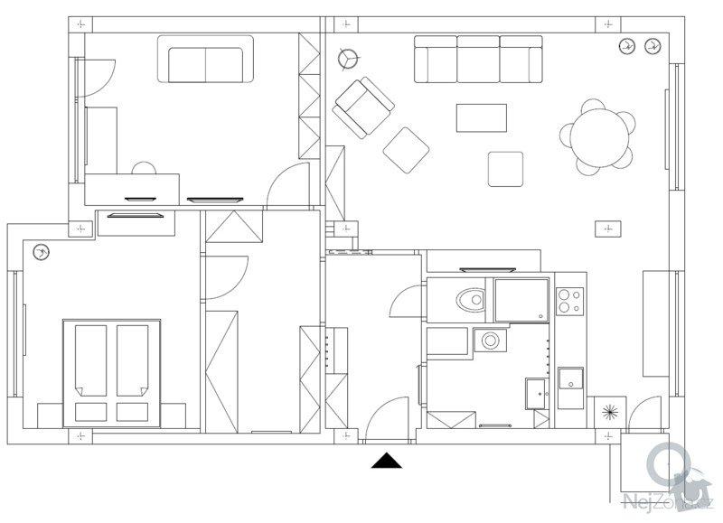 Návrh interiéru : novy