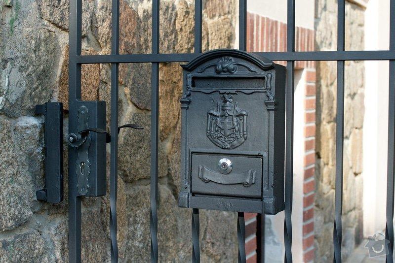Bezúdržbový plot pro rodinný dům: IMG_0044