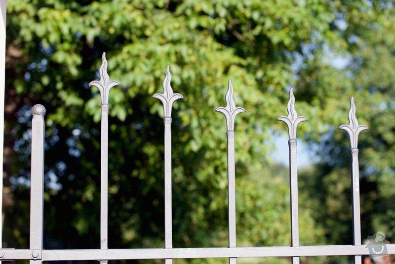 Bezúdržbový plot pro rodinný dům: IMG_0045